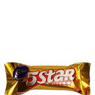 Cadburry Cadbury 5 Star Chocolate 40 Pc Box Pack