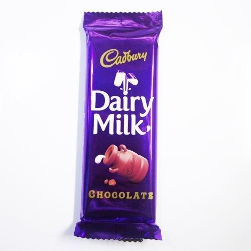 Cadbury Dairy Milk Chocolate 34gm Pack of 10