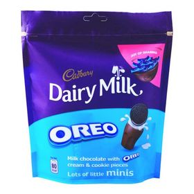 Cadbury Dairy Milk Oreo Chocolate Packet 204 gms