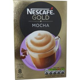 Nescafe Gold Mocha 8 Mugs - 116g