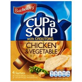 Batchelors Chicken and Vegetable Cup A Soup