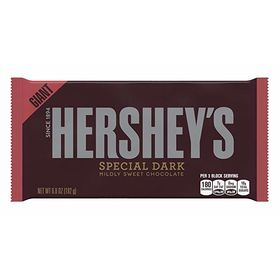 Hershey's Special Dk Giant Bars, 192g