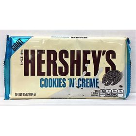 Hershey's Cookies N Cream Bar 184g