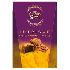 Quality Street Intrigue Salted Caramel Truffles 200g