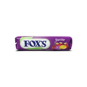 Fox's Candy Stick Berries 38G