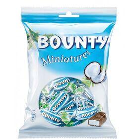 Bounty Miniatures Chocolates 150G (Imported)