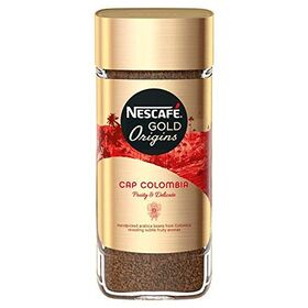 Nescafe Gold Origins Cap Colombia Instant Coffee 100G