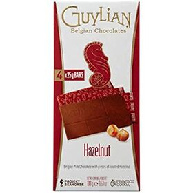 Guylian Belgian Hazelnut Chocolate bar 100g