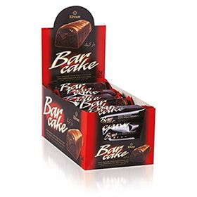 Elvan Turkey Dark Chocolate Cocoa Coat Cake Bars With Cream filling 12 Pcs Lose Pack (October 2020)