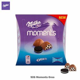 Milka Moments Oreo, 97 g Expiry Date 25th April 2020