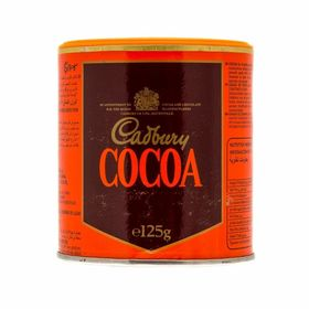 Cadbury's Pure Cocoa Powder Tin - 125 g (Unsweetened)