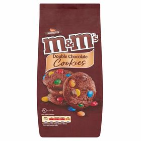 M&M Double Chocolate Cookies, 180G