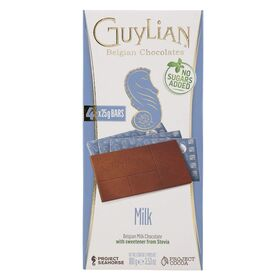 Guylian Belgian Milk Chocolate bar 100g