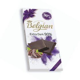 Belgian Barks Dark Nibs 90 Percent 100 G