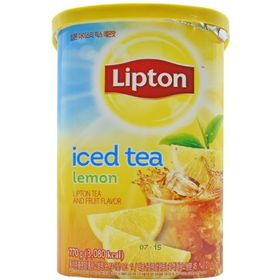 Lipton Unsweetened Iced Tea Lemon Flavor 770 Gms