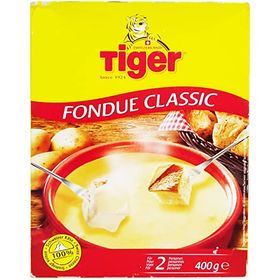 Tiger Fondue Imported Cheese 400g