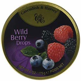 Simpkins Wild Berry Drops, 200g