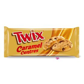 TWIX CARAMEL CENTRES COOKIES 144G
