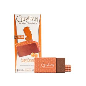 Guylian Belgian Salted Caramel bar 100g