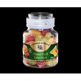 Cavendish & Harvey MIXED FRUIT SELECTION, 300G