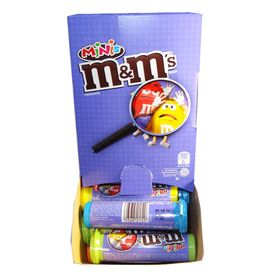 M&M's Minis 35g x 24 Bottles Box