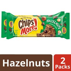 Chips more Hazelnut Cookies (163.2g x 2)