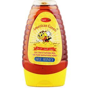 American Green Bee Honey Sugar Free, 400g