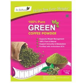 La Condimento Green Coffee Powder 150G