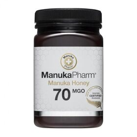 Manuka Pharm Manuka Honey 70 MGO 500g
