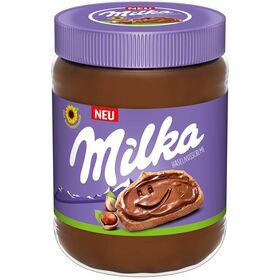 Milka Haselnuss creme Spread600g