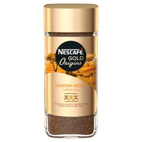 NESCAFE GOLD Origins Uganda-Kenya 100Gms