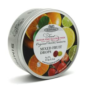 Simpkins Mixed Fruit Drops   , 175g (Expiry, August 2020)