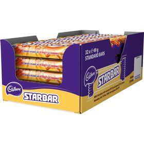 Cadbury Starbar 49g (Box of 32)