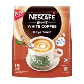NESCAFÉ White Coffee Kaya Toast 15 Sticks