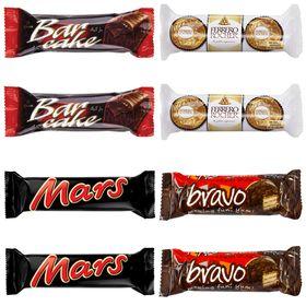 Ferrero Rocher and Mars Special Chocolate Combo