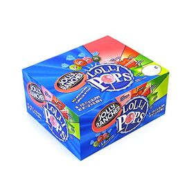 Jolly Rancher 17g Lolli Pops Box (850g) , 4 Flavours