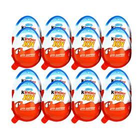 Kinder Joy Chocolates for Boys, 16 Pieces