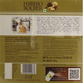 Ferrero Rocher, 24 Pieces 300gms