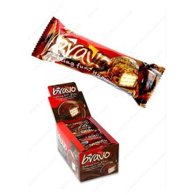 Bravo Chocolate Wafers Choco 600 gm