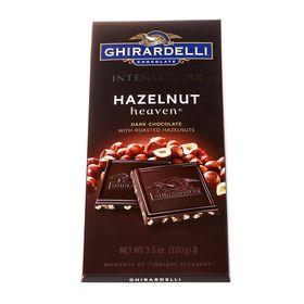 Ghirardelli Intense Dark Hazelnut Heaven Chocolate, 100g