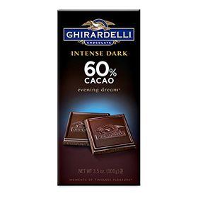 Ghirardelli Intense Dark 60% Cacao, 100g
