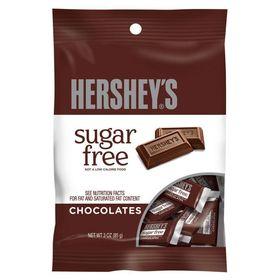 Hershey's Chocolate Dark Chocolate Sugar Free Chocolates 85 gm