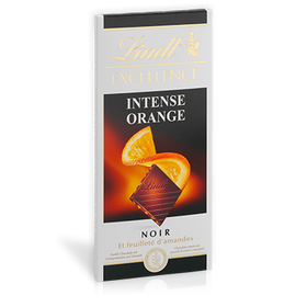 Lindt EXCELLENCE Orange Intense