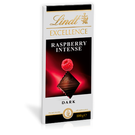 Lindt EXCELLENCE Raspberry Intense 100g