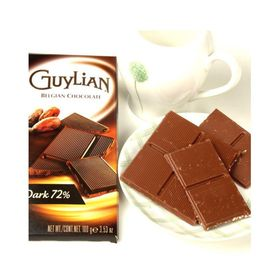 guylian USA Dark Chocolate Belgian Extra Dark 72% 100 gm