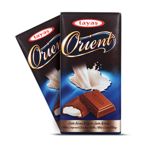 Tayas Orient Milk Chocolate 80gms