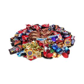 sAVICENT Indian Imported and Home MAde Assorted Chocolates Premium Mini Chocolates 250 gm