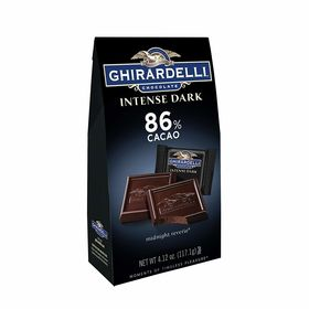 Ghirardelli Chocolate Intense Dark Squares, Midnight Reverie, 100g