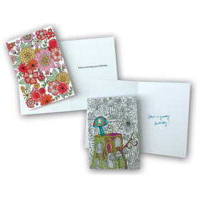 Add Personalized Greeting Card