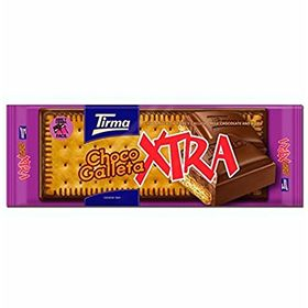 Tirma Made in Spain Biscuit Filled Chocolate 100g